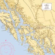 Southeast Alaska Nautical Charts Charts Of Alaska Related Keywords Suggestions Charts Of