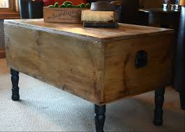 coffee table 30 best collection of wooden trunks coffee tables