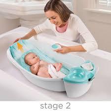summer infant soothing waters baby 3 in 1 bathtub