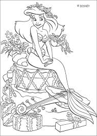 Small Picture The little mermaid coloring pages Hellokidscom