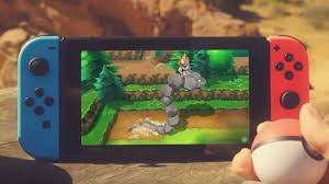 Pokemon Lets Go is the Switch game I've actually prayed for - CNET