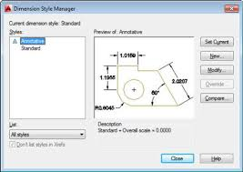 autocad dimension text size how to create a dimension style in autocad 2014