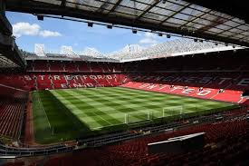 Manchester Old Trafford Football Stadium Guide Seating Plan