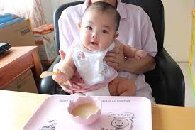 Dinh dưỡng cho trẻ từ 6 - 12 tháng tuổi giúp bé phát triển toàn diện