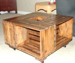 coffee table dog crate dog crate coffee table plans furniture ideas wooden large size side table