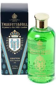 <b>Гель для ванны</b> и душа Grafton TRUEFITT&HILL для мужчин ...
