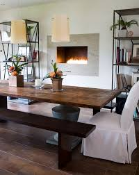 farmhouse dining room ideas. Stylish Farmhouse Dining Tables Airily Romantic Or Casual And Cozy Pertaining To Table Chairs Remodel 17 Room Ideas O