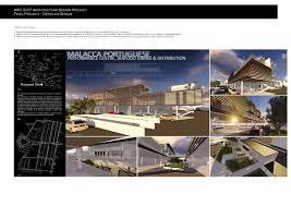 architecture design portfolio.