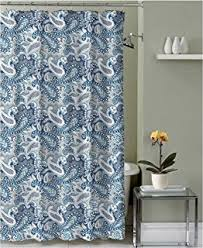 purple and blue shower curtains. Contemporary Curtains Marine Blue Taupe Beige White Decorative Fabric Shower Curtain Paisley  Design In Purple And Curtains M