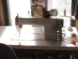 Discussion/Review of My Industrial Sewing Machine and My Love for ... & Industrial sewing machines (or industrials) are mainly produced for the  garment industry where each station is doing one task (like seaming,  hemming, ... Adamdwight.com
