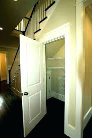stair closet ideas under the