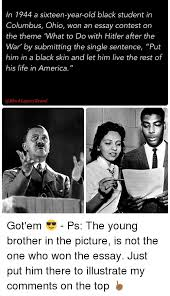 ✅ best memes about hitler funny hitler funny memes memes hitler and legacy in 1944 a sixteen year old black