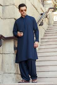 Gents Shalwar Kurta Design 2018 Latest Bonanza Men Eid Kurta Shalwar Kameez Collection 2019