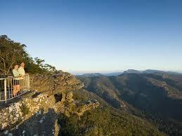 Scenic Lookouts Nature And Wildlife Grampians Victoria Australia