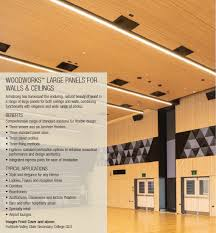 armstrong woodworks large panels
