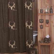 Brown Bathroom Accessories Bone Collector Bathroom Accessories Cabin Place