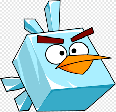 Angry Birds Space Angry Birds 2 Angry Birds Star Wars Game, Angry Birds blue,  bird, angry Birds Movie png