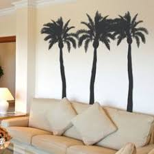 palm tree wall stickers: palm tree wall decals  palm tree wall decals
