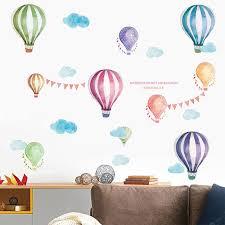mu80010 color hot air balloon children