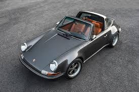 Porsche 911 Targa by Singer Vehicle Design   HiConsumption