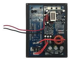 ESX VISION Aktivmodul SUB-D300 Verstärker Einbau Modul für Aktiv Subwoofer  - Kaufen bei AZE-Tuning GmbH & Co. KG