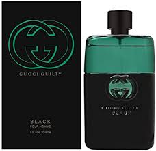 <b>Gucci Guilty Black</b> Eau <b>de</b> Toilette Spray for Him 90 ml: Amazon.co ...