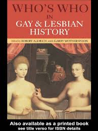 Who s Who in Gay and Lesbian History Achilles Homosexuality
