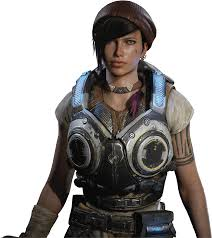 Kait Diaz - Gears Of War 4 PNG Image ...