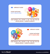 Happy Birthday Business Card Happy Birthday Badges Set Business Cards