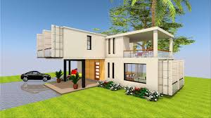 House Designs Using Shipping Containers Modern Container House Design Floor Plan Boxtainer 1280x