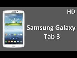 samsung galaxy tab 3 and