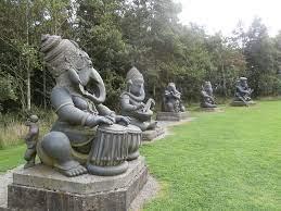 incredible victors way indian sculpture