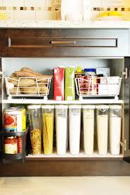 Organized Kitchen Cabinet Organized Kitchen Cabinet