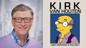 Ofc Everyone Made A Billion Memes About Billionaire Bill Gates Getting A  Billionaire Divorce