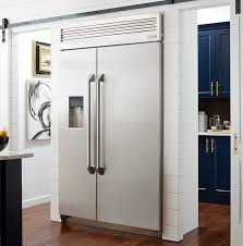 the versatility of a design classic choose the appliance style that complements your kitchen refrigerator styling