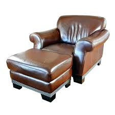 leather chair with ottoman club chair with ottoman leather chair and ottoman contemporary leather club chair and ottoman by leather ashley furniture leather