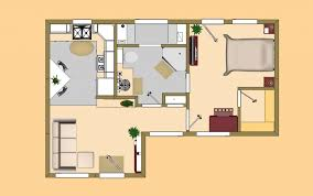 guest house plans under 600 sq ft