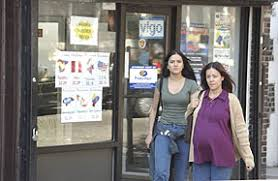 riders on the storm the th human rights watch international catalina sandino moreno left and patricia rae in maria full of grace photo