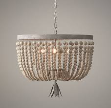 home design modern wood bead chandelier in dauphine large pendant wood bead chandelier jadisdesignservices