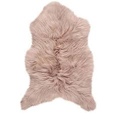 icelandic sheepskin rug rugs uk blush icelandic sheepskin rug