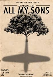 "all my sons essay in progress mister connor s classes ""all my sons"" 1947 by arthur miller is a play which deals the destruction of a family due to the secrets and lies it keeps regarding the source of"