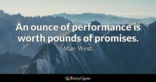 Performance Quotes BrainyQuote Stunning Mesmerizing Quotes About Salary