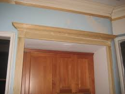 Kitchen Molding Crown Molding Above Door Kitchen Pinterest Crown Moldings