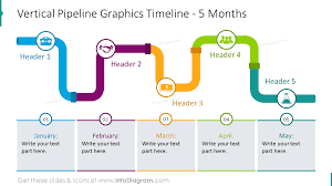 Vertical Timeline Powerpoint Modern Pipe Line Diagram Flow Chart Ppt Infographics Timeline Process Template For Powerpoint