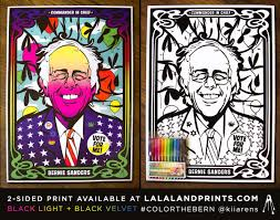 Black Light Coloring Posters Colorthebern Hashtag On Twitter
