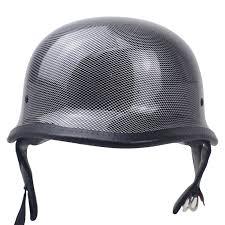 Motorcycle Helmets <b>Motorcycle Half Helmet</b> DOT Open Face ...