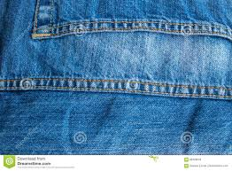 Blue Jeans And Stitches Texture Stock Photo Image Of Indigo Jean