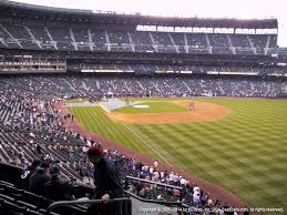 T Mobile Park Seat Views Section By Section