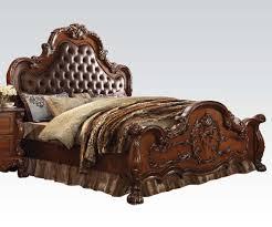 Oak Bedroom Sets King Size Beds King Bedroom Sets Houston Oakwood Interiors Versailles Solid Oak