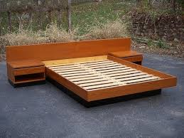 modern platform bed. Mid Century Modern Platform Bed Ideas All Home Designs For Plans How To E